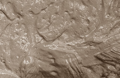 Concrete mixture shown in taupe.