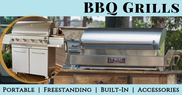Fireside Expressions BBQ Grills
