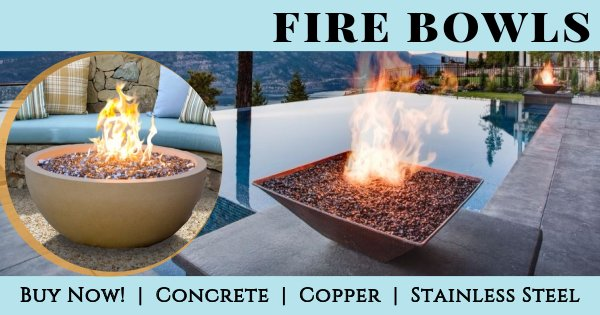 Fireside Expressions Fire Bowls