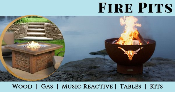 Fireside Expressions Fire Pits