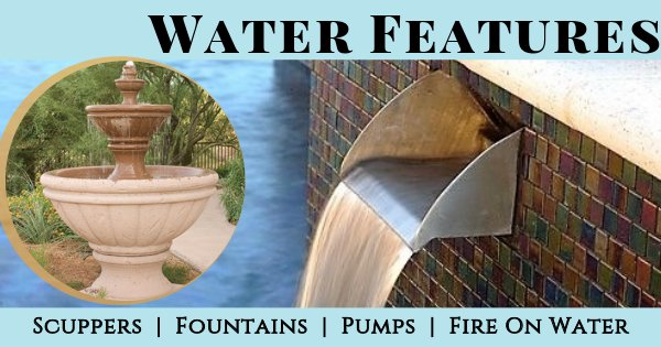 Fireside Expressions Water Features