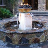 Customer fire bowl