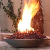 Customer Concrete fire bowl