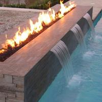 Customer linear burner