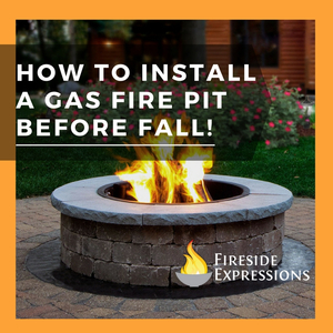How To Install A Fire Pit Before Fall