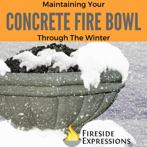 Maintaining your concrete bowl through the winter