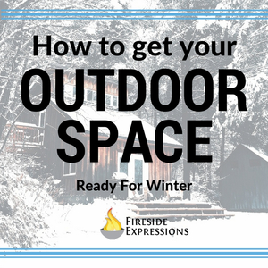 8 Ways To Get Your Outdoor Space Ready For Winter