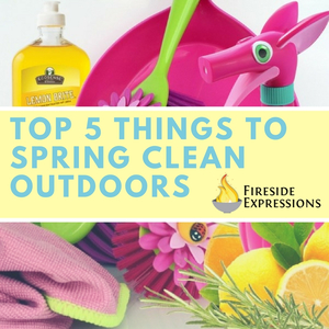 Top 5 Things To Spring Clean Outdoors